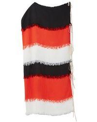Marni - Asymmetrical Sleeveless Dress - Lyst
