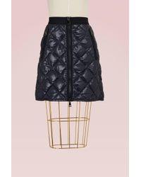 Moncler - Duvet Skirt - Lyst