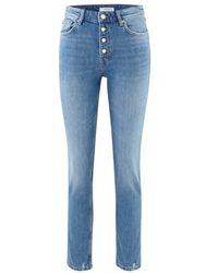 Anine Bing Frida Jeans - Blue