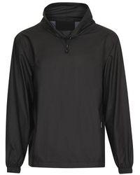 Rains L'Ultralight Pullover - Noir