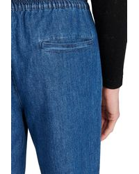 A.P.C. New Kaplan Trousers - Blue