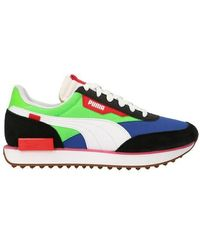 PUMA Rider Sneakers - Blue