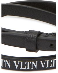 Valentino Valentino Garavani Vltn Double Bracelet - Multicolour