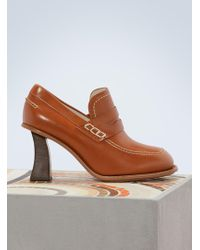 Marni - Moccasins With Heels - Lyst