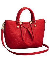 Louis Vuitton Mazarine Pm - Red