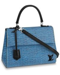 Louis Vuitton Cluny Bb - Blue