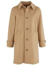 A.P.C. Suzane Trench Coat - Natural
