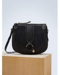 See By Chloé - Hana Leather Shoulder Bag - Lyst