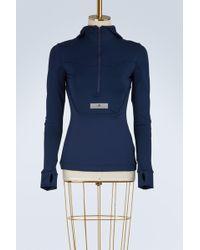 adidas By Stella McCartney - Run Hooded Jacket - Lyst