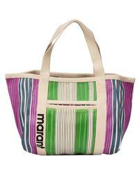 Isabel Marant Darwen Handbag - Green