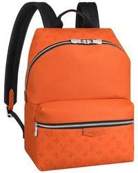 Louis Vuitton Discovery Rucksack - Orange