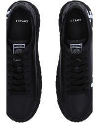 Versace - Greca Logo Sneakers - Lyst