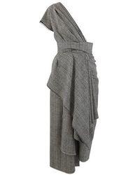 Dolce & Gabbana - Robe Prince de Galles - Lyst