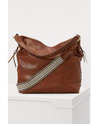 Vanessa Bruno - Hobo Leather Handbag - Lyst