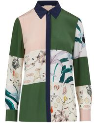 Tory Burch - Hemd Poetry - Lyst