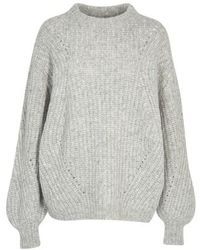 Anine Bing Jolie Sweater - Gray