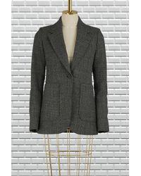 AMI - Cotton Woman Jacket - Lyst