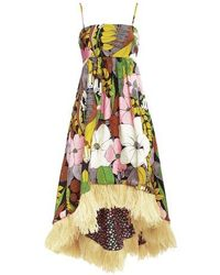 La DoubleJ La Scala Dress - Multicolour