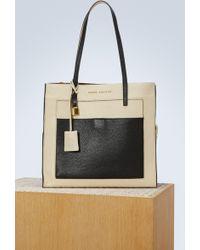 Marc Jacobs | The Grind Shoulder Tote Bag | Lyst
