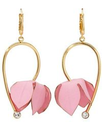 Marni Earrings - Pink