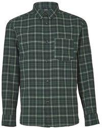 A.P.C. John Overshirt - Green