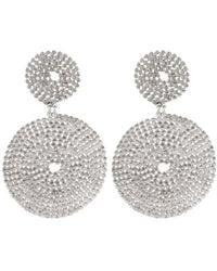 Gas Bijoux Onde Lucky Earrings - Metallic