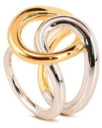 Charlotte Chesnais Blaue Ring - Metallic