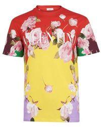 Valentino T-shirt - Multicolore