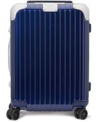 RIMOWA Hybrid Check-in M luggage - Blue