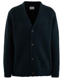 Acne Studios Cardigan - Green