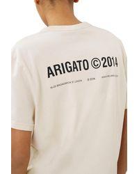 Axel Arigato London T-shirt - Natural