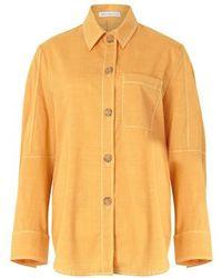 Rejina Pyo Kinsey Shirt - Orange