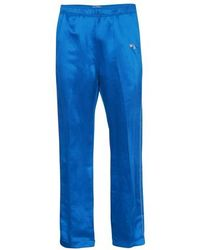 Wales Bonner Pyjama Trousers - Blue