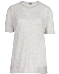 JOSEPH - T-shirt en cachemire - Lyst