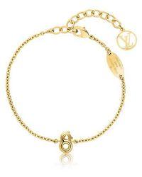 Louis Vuitton Bracelet LV & Me, Numéro 8 - Métallisé