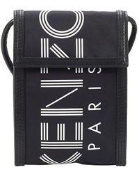KENZO Sac pour portable - Noir