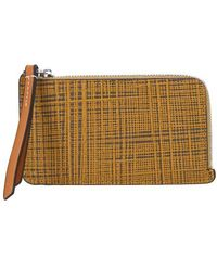 Loewe Zipped Card Holder - Multicolour