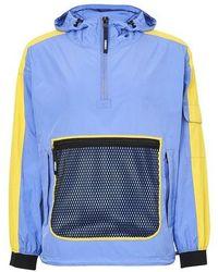 KENZO Anorak mit Tasche - Blau