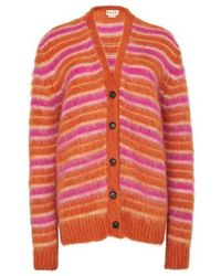 Marni Long Sleeve Cardigan - Multicolour