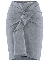 Étoile Isabel Marant Ines Skirt - Black