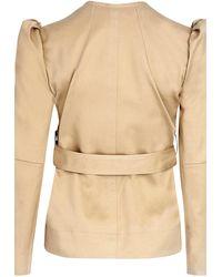Patou Short Jacket - Natural
