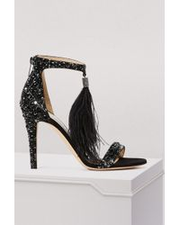 Jimmy Choo - Viola 100 Sandals - Lyst