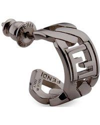 Fendi Earring - Metallic