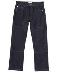 Etudes Studio Corner Denim Jeans - Blue