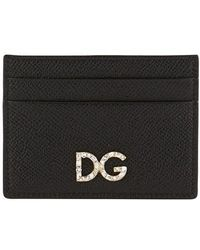 Dolce & Gabbana Porte-cartes - Noir