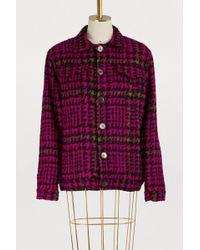 JOUR/NÉ - Houndstooth Jacket - Lyst