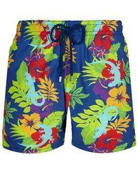 Vilebrequin Moorea Swim Shorts - Blue