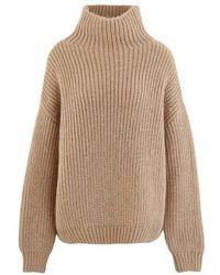 Anine Bing Sweatshirt Sidney - Braun