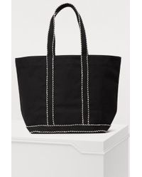 Vanessa Bruno - Medium Tote Bag With Braided Straps - Lyst