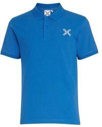 KENZO Sport Polo - Blue